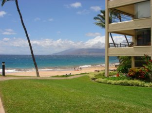 Polo Beach Maui #408 View of North Maui